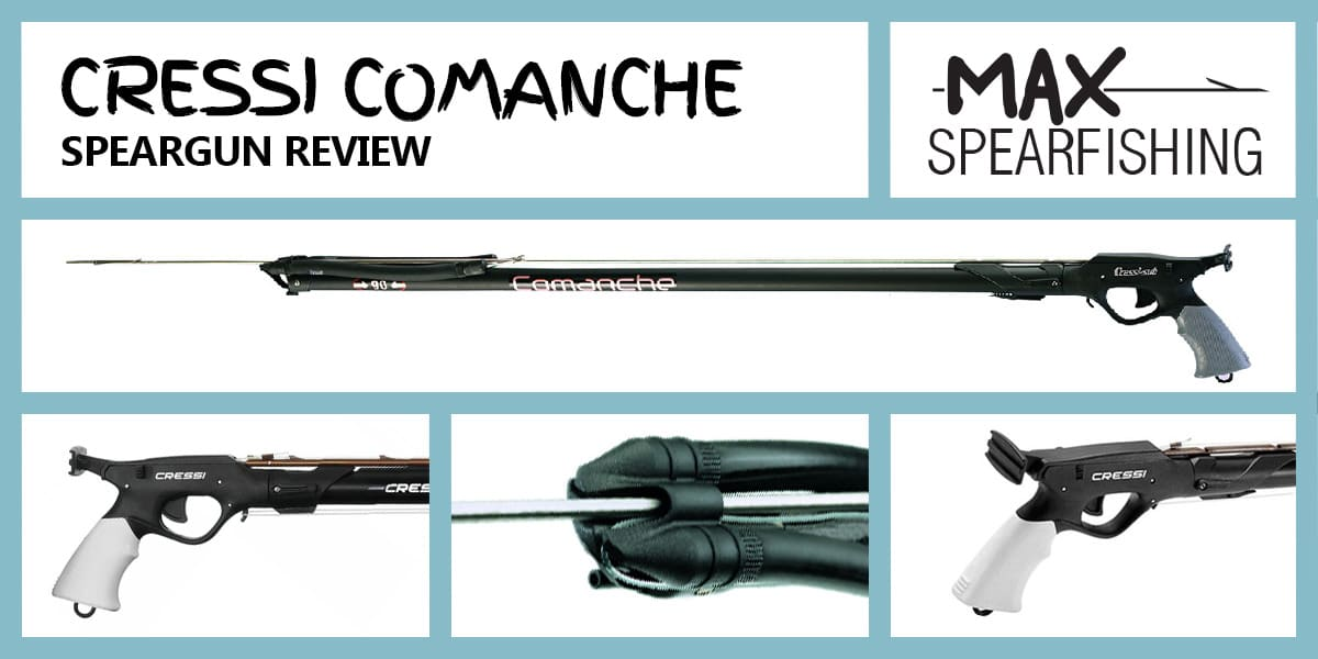 cressi comanche speargun review