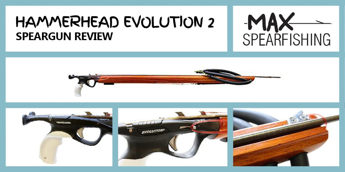 hammerhead evolution 2 hi-bred speargun review