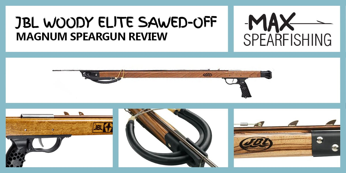 jbl spearguns woody elite sawed-off magnum speargun review