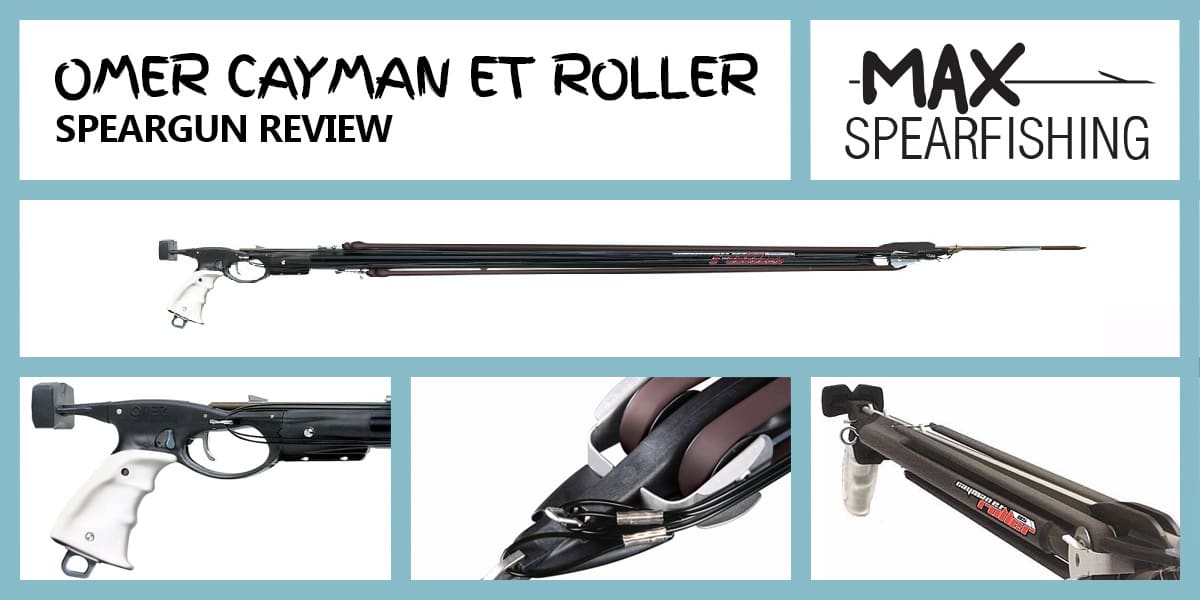 omer cayman et roller speargun review