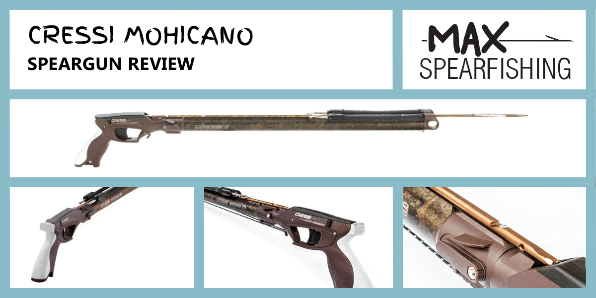 cressi mohicano speargun review