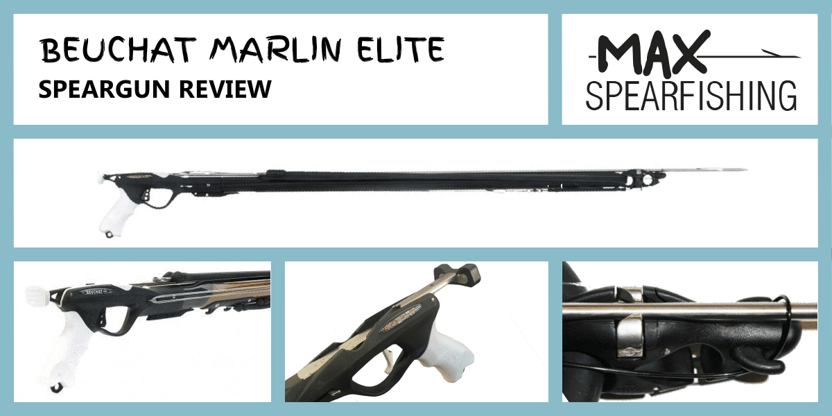 beuchat marlin elite speargun review